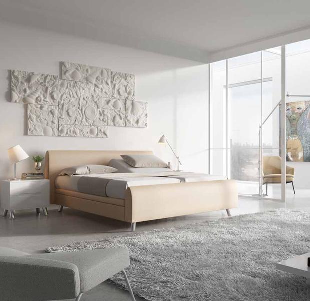 Фото №6 - 10 правил для создания спальни класса люкс