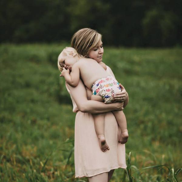 Фото №1 - Мама доказала пользу грудного молока одним фото