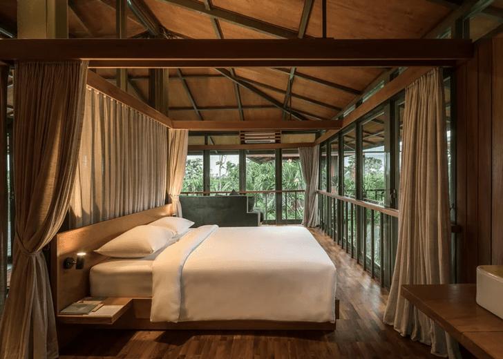 Фото №7 - Гостевой дом в джунглях Бали