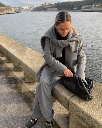 Фото №4 - Белые носочки с черными лоферами, или новые модные правила от стилиста Софии Коэльо