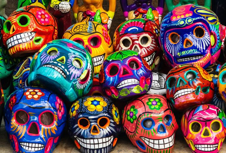 Фото №1 - Когда мексиканцы отмечают день мертвых?