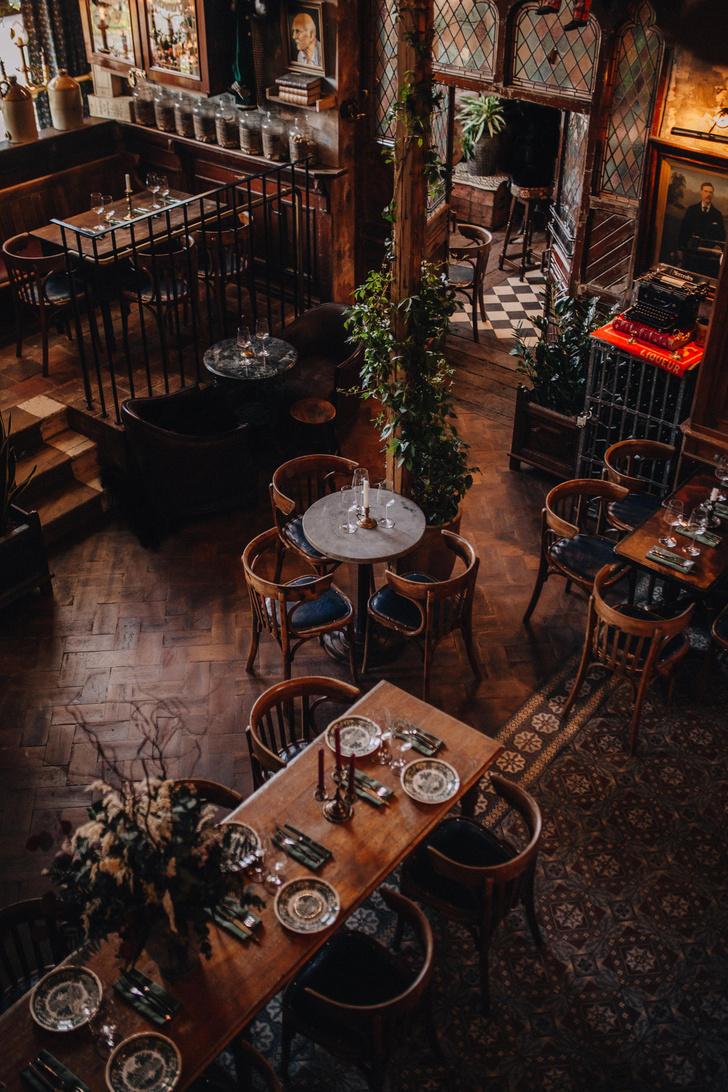Фото №3 - Винный бар Pharmacie в Москве