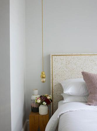 Фото №11 - Светлая квартира с винтажной мебелью в Лондоне