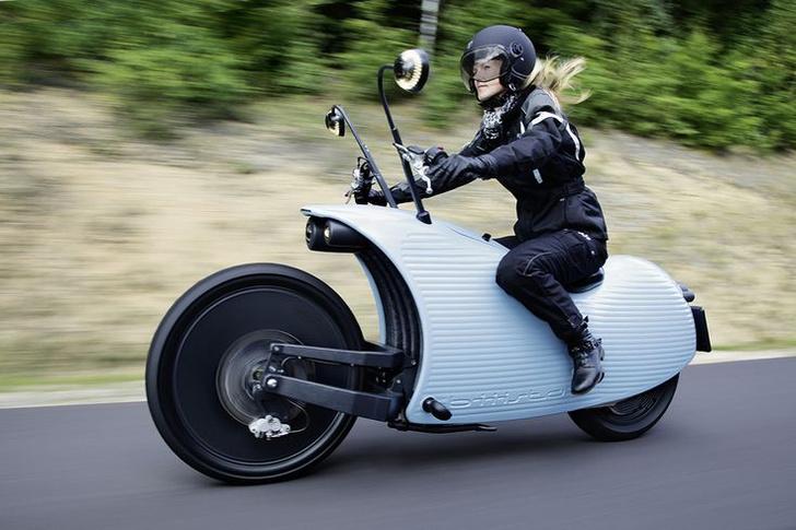 Фото №5 - 7 самых странных мотоциклов
