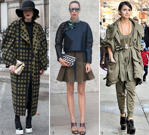 Фото №2 - Главные тренды осени-2014: как носить и где купить