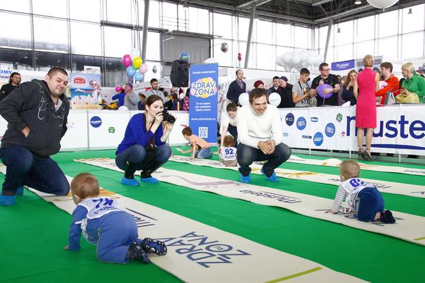 Фото №2 - В выставочном центре «Сокольники» состоится VIII фестиваль беременных и младенцев