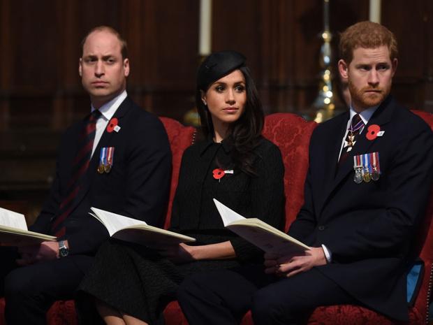 Фото №1 - Королевская традиция, против которой выступают Уильям и Меган