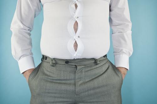 Фото №1 - Лучшие диеты для мужчин: обнять его, а не его живот...