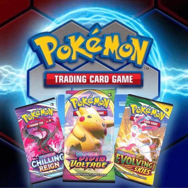 Фото №1 - Как в детстве: Pokémon выпустят видеоигру с обменом коллекционными карточками 😱
