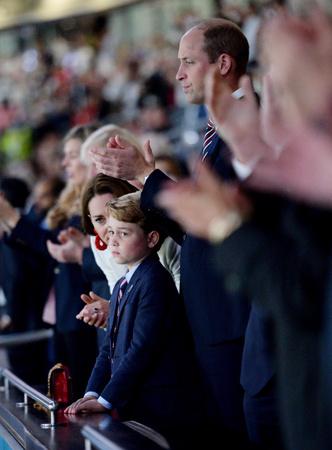 Фото №5 - Принц Джордж Кембриджский: восьмой год в фотографиях