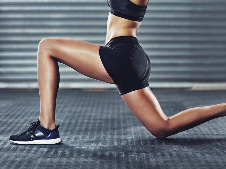 Фото №1 - Самые эффективные упражнения для внутренней поверхности бедра