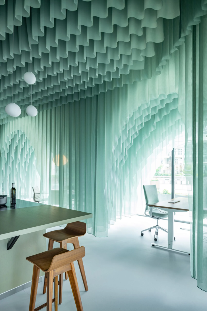 Фото №6 - Лови волну: офис в Амстердаме