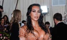 У Ким Кардашьян обнаружились королевские корни