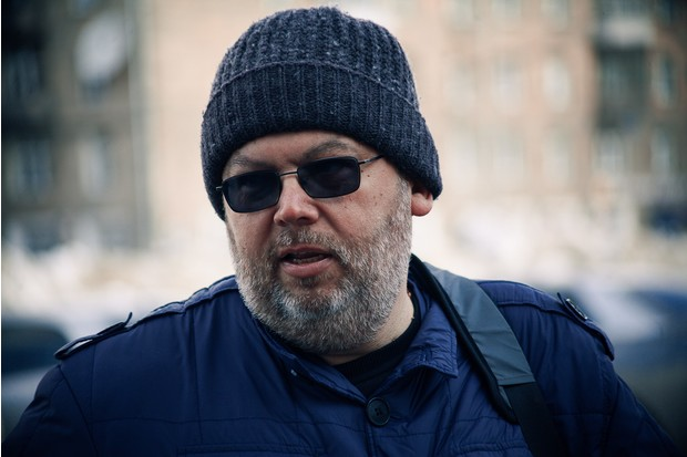 Фото №32 - «Новосибирск— это целая планета»: прогулка с экскурсоводом Андреем Поздняковым по проспекту Дзержинского