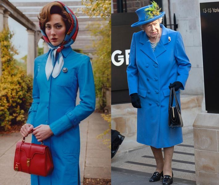 Фото №3 - Первая модель-трансгендер Chanel предстала в новой фотосессии в образе Елизаветы II