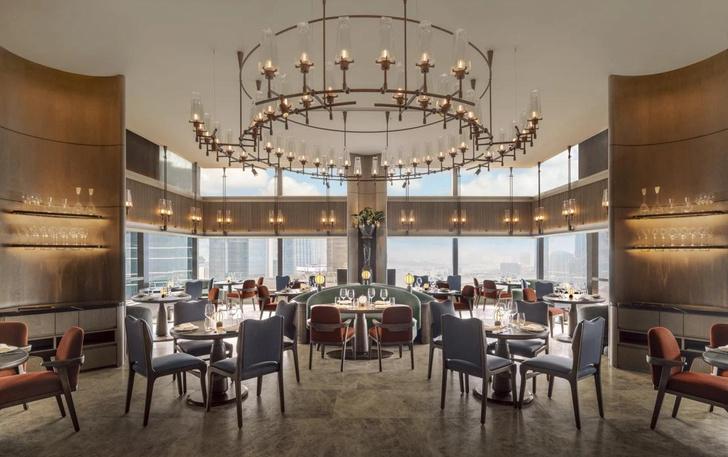 Фото №1 - Salisterra: новый ресторан по дизайну Андре Фу в Гонконге