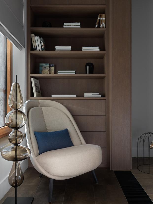 Фото №15 - Квартира 140 м² на Плющихе по проекту Tatiana Alenina design bureau