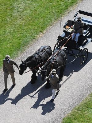 Фото №7 - Самое трогательное наследство: что принц Филипп оставил любимой внучке