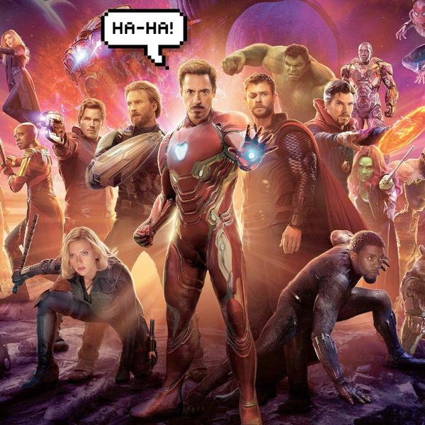 Фото №1 - Quiz: Проверь, сможешь ли ты угадать героя Marvel по его цитате?
