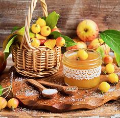 Ягоды и фрукты – 10 оригинальных рецептов