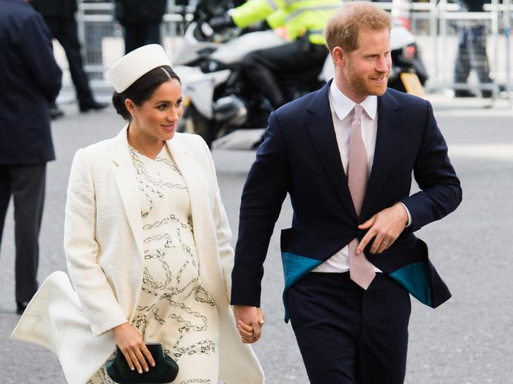 Фото №1 - Меган и Гарри рассекретили пол второго ребенка: официальное заявление пары