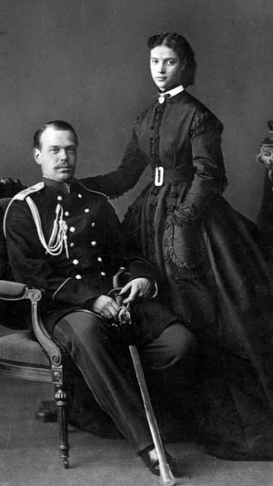 Фото №8 - Невеста двух цесаревичей: надежды, слезы и изгнание императрицы Марии Федоровны