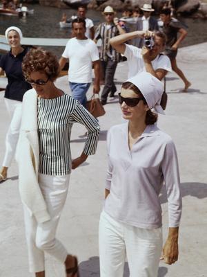 Фото №2 - Идеальный летний гардероб: 12 лайфхаков от Жаклин Кеннеди