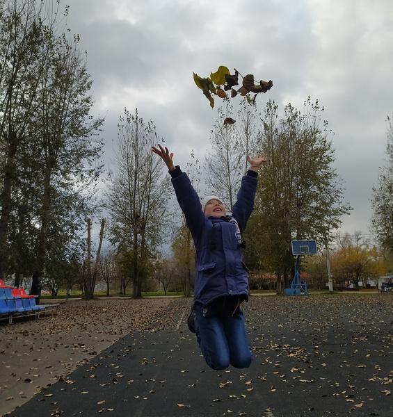 Фото №9 - Детский фотоконкурс «Собираем гербарий»: выбирай лучшее фото