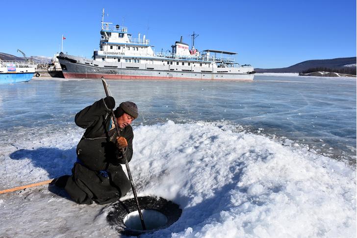Фото №1 - Что представляет собой флот Монголии, не имеющей выхода к морю