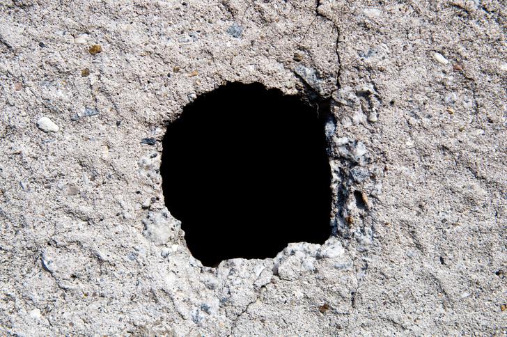 Фото №1 - Обитающие в бетоне бактерии могут заранее предупредить о его износе