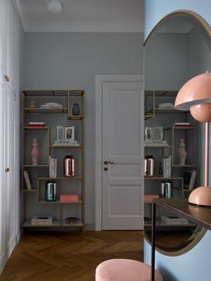 Фото №11 - Квартира для семьи из четырех человек в Москве