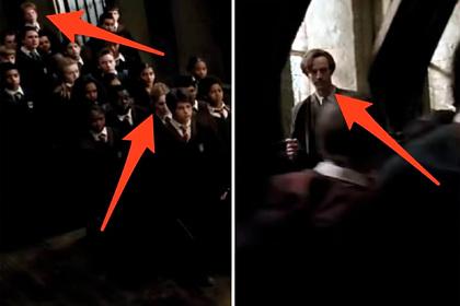 Фото №1 - В «Гарри Поттере» обнаружили массовую подмену!