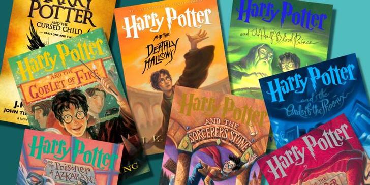 Фото №2 - 10 причин, почему из фильмов «Гарри Поттер» вышло бы отличное аниме ⚡
