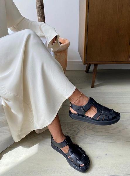 Фото №3 - Рыбацкие сандалии— новый тренд лета 2021