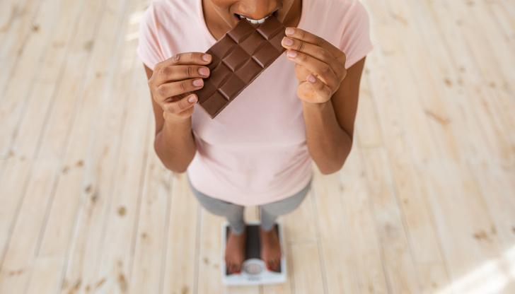 Фото №2 - Бывают ли сладости, полезные для фигуры?
