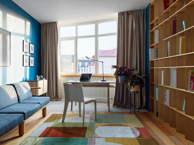 Фото №9 - Квартира 93 м² с видом на Казанский Кремль