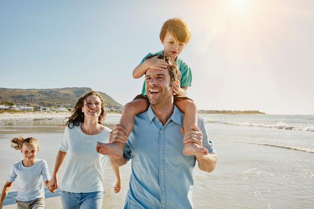 Фото №1 - Отпуск с детьми