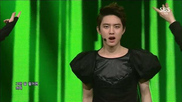 Фото №5 - WTF: 8 самых странных луков в k-pop