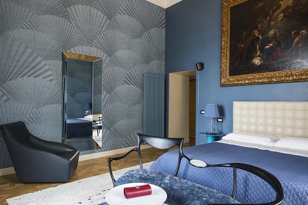 Фото №13 - Яркая квартира с дизайнерской мебелью в Неаполе