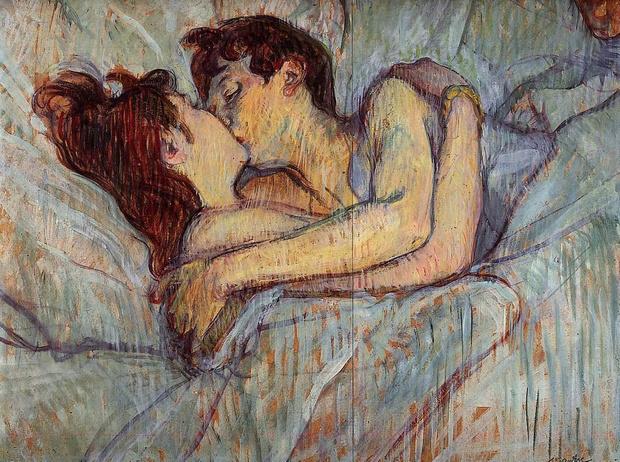 Фото №6 - Искусство поцелуя: 6 страстных картин, которые круче любой валентинки