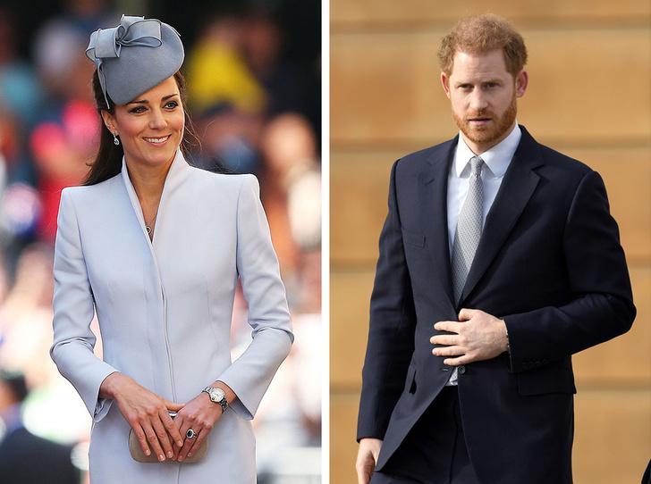 Фото №1 - Почему Гарри не хотел, чтобы Кейт присутствовала на открытии памятника Диане