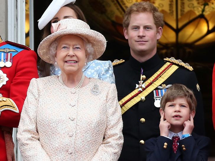 Фото №6 - 10 случаев, когда королевские дети показывали характер