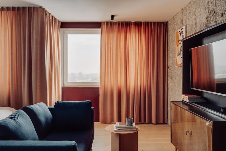 Фото №4 - Маленькая квартира с винтажными акцентами в Катовице