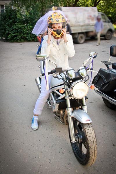 Фото №33 - Байкеры Ульяновска: 15 признаний в любви мотоциклу