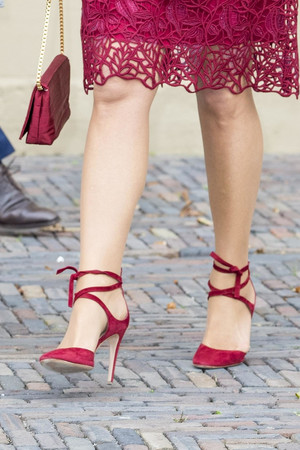 Фото №15 - Во всем блеске: любимые вечерние туфли королевских особ
