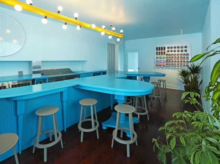 Фото №4 - Голубое кафе Tipico Coffee в Буффало