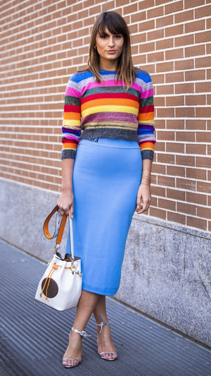 Фото №5 - На любой случай: с чем носить юбку-карандаш