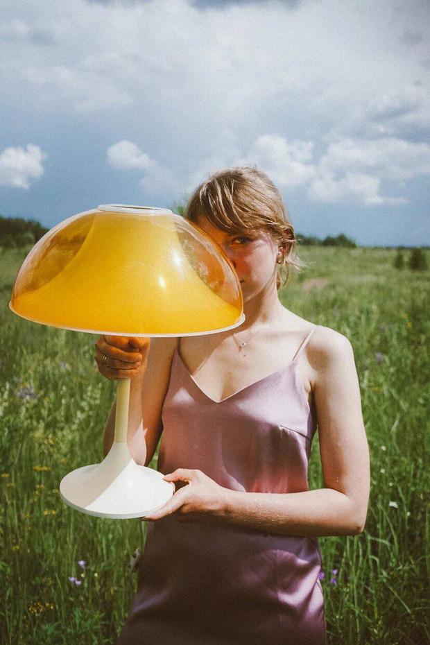 Фото №1 - Новые имена: магазин винтажа и молодого искусства Yellow.Line