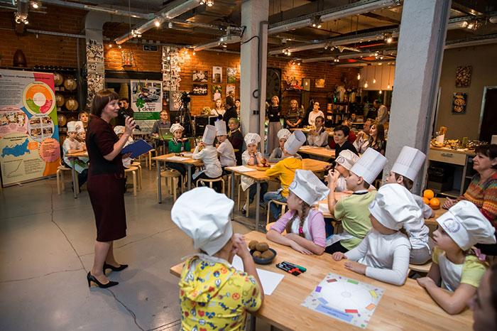 Фото №1 - В Международный день повара состоялся праздничный мастер-класс