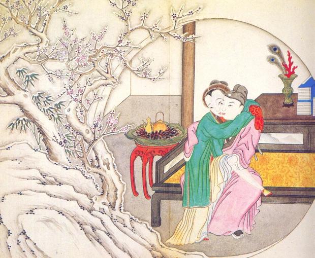 Фото №3 - Удивительные сексуальные обычаи Древнего Китая